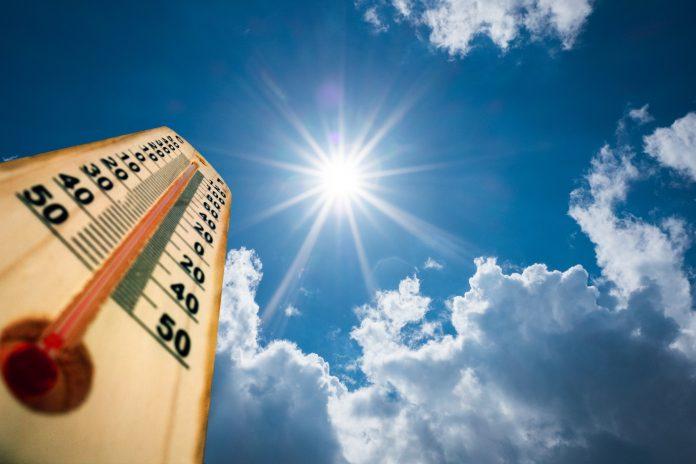 Meteorología prevé  temperaturas calurosas y aguaceros focales en el país