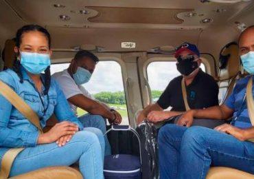 Regresa a RD equipo de prensa de Telenoticias fue atacado por turba en Haití