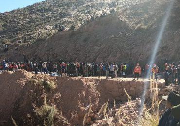 Al menos 24 muertos en accidente de autobús en Bolivia