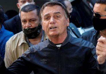 Bolsonaro sale del hospital tras sufrir una obstrucción intestinal