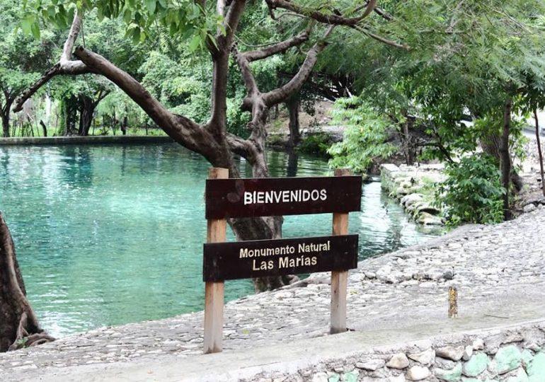 Ministerio de Turismo inicia trabajos en balnearios Las Marías y La Ceiba
