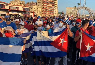 Cuba rechaza sanciones y dice que EEUU debe ocuparse de su propia violencia