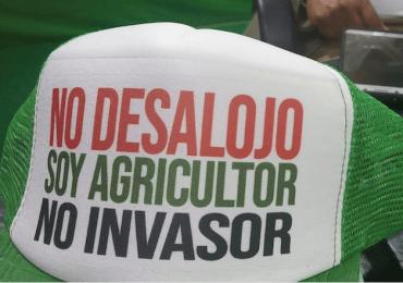 Anuncian marcha por el no desalojo de los productores hortícolas de la horma de San José de Ocoa