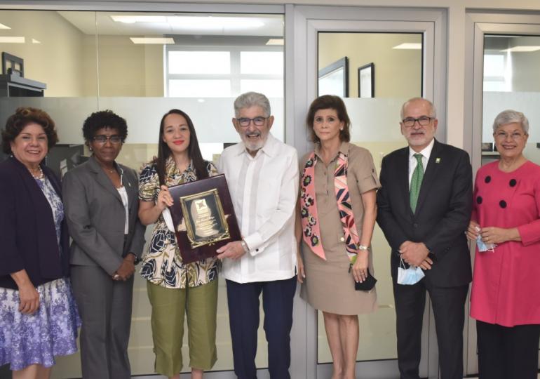 Participación Ciudadana declara Miembro Emérito a José Manuel Paliza