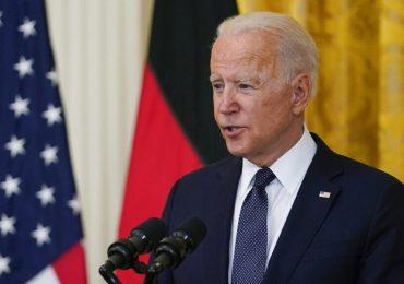 """Biden dice que enviar tropas de EEUU a Haití """"no está en la agenda"""" por ahora"""