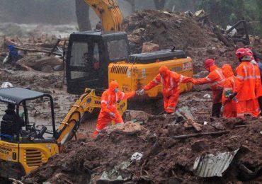 Al menos 14 muertos por desprendimientos de tierra en Asia central