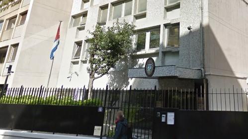 Cuba denuncia que su Embajada en Francia fue atacada con cócteles molotov