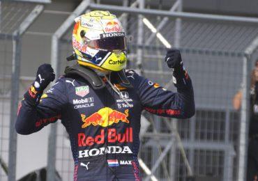 Verstappen firma su tercera victoria seguida y aumenta ventaja con Hamilton