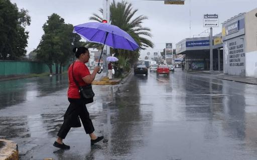 Meteorología prevé disminuyen las lluvias este martes