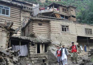 Balance de inundaciones en Afganistán sube a 113 muertos y 110 desaparecidos