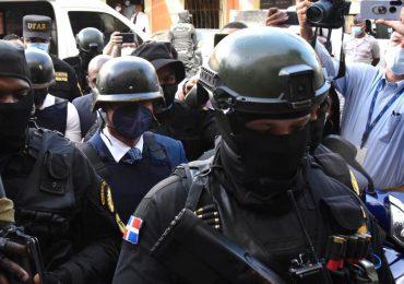 VIDEO | Jean Alain regresa a la corte donde decidirán si obtendrá o no la libertad