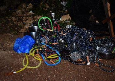 «El Sujeto» amenizaba fiesta clandestina desbaratada por autoridades