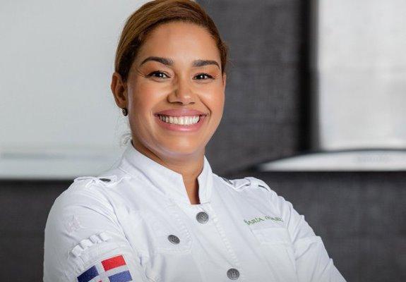 Chef María Marte nombrada embajadora iberoamericana de la Cultura