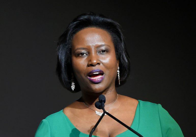 """Primera dama de Haití: """"Sabemos contra quien Jovenel estaba luchando"""""""