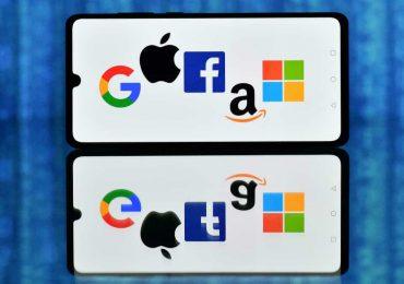 El alegre universo paralelo de los gigantes de la tecnología