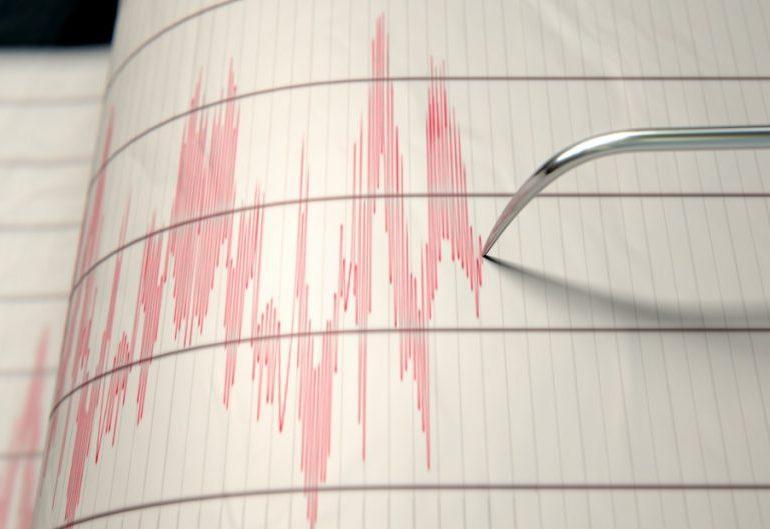 Terremoto de magnitud 5.9 en la frontera entre California y Nevada