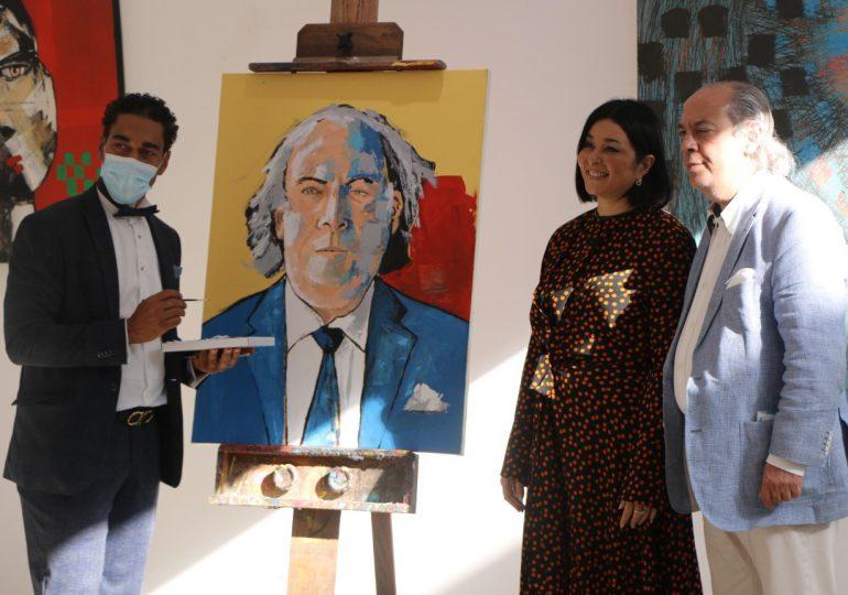 """Galería Cristina Iturrioz en Bluemall Punta Cana inaugura la exposición """"Los moñitos de Joselyn"""""""