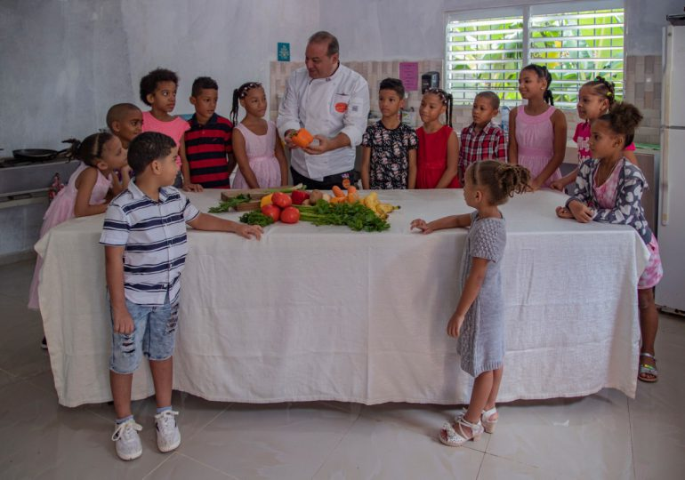 World Vision y Leandro Díaz realizarán master class en favor de atención de niños en zonas vulnerables