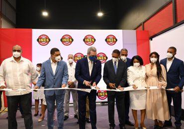 El Supermercado Inés abre nueva sucursal en Madre Vieja, San Cristóbal