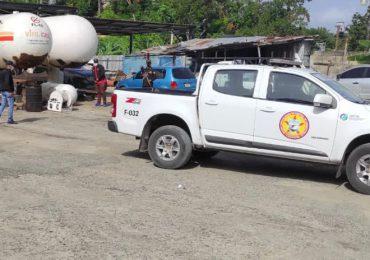 CECCOM, frustró acto ilícito en transporte de GLP