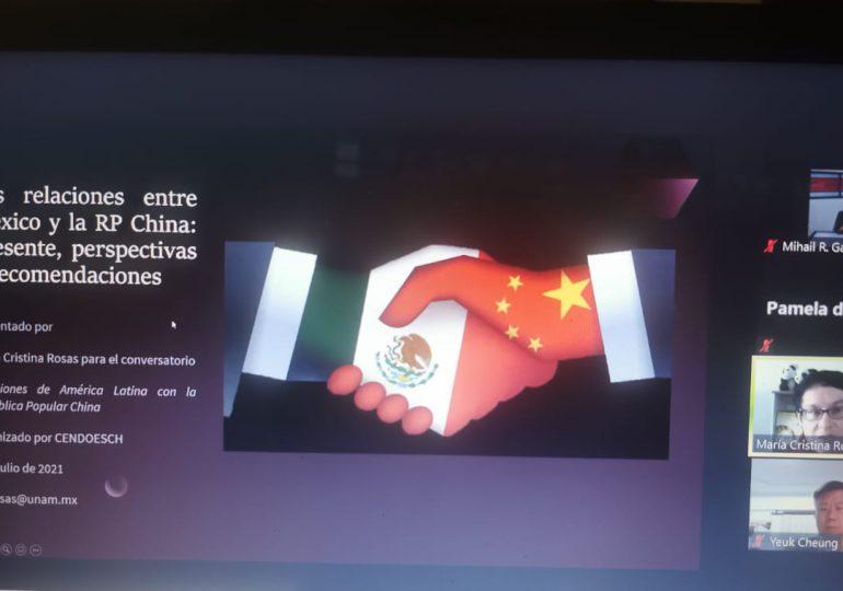 Expertos exhortan a establecer relaciones con China sin descuidar a Estados Unidos
