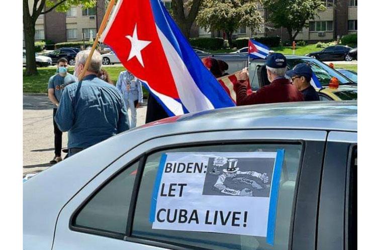 Personalidades del mundo piden a Biden levantar bloqueo contra Cuba