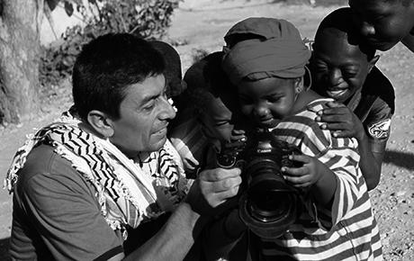Orlando Barria, fotorreportero de EFE habla sobre la situación de Haití