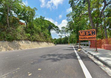 Deligne Ascención asegura en próximas semanas será inaugurada carretera turística Santiago-Puerto Plata