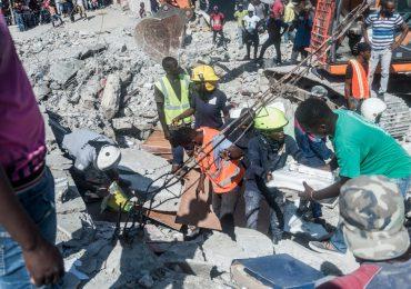 La cantidad de muertos por el sismo de Haití subió a casi 1,300