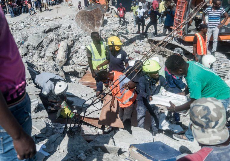 Cifra de muertos por el sismo en Haití sube a 1,419, según Protección civil