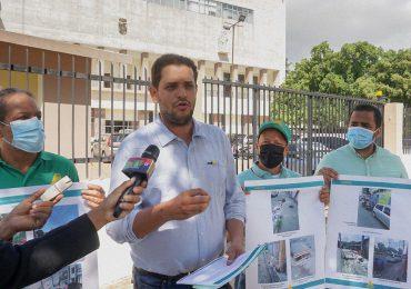 Alianza País plantea intervención de aceras y espacios públicos del DN