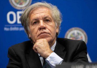 """Ante la OEA, Bolivia denuncia """"injerencia"""" de Almagro por ratificar fraude electoral"""