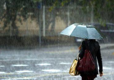 Onamet pronostica aguaceros y tronadas hacia varios puntos del país