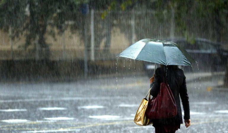Onamet pronostica aguaceros moderados y fuertes para este sábado