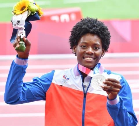 Marileidy hace historia, primera mujer dominicana con dos preseas en Juegos Olímpicos