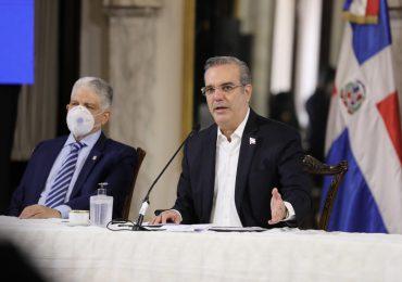 Diálogo nacional convocado por el presidente Luis Abinader se inicia hoy