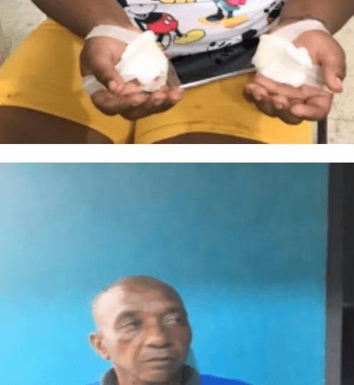 Apresan en Bahoruco hombre que hirió mujer en ambas manos