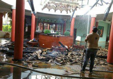 Hotel Iberostar Costa Dorada confirma incendio ha sido extinguido sin heridos
