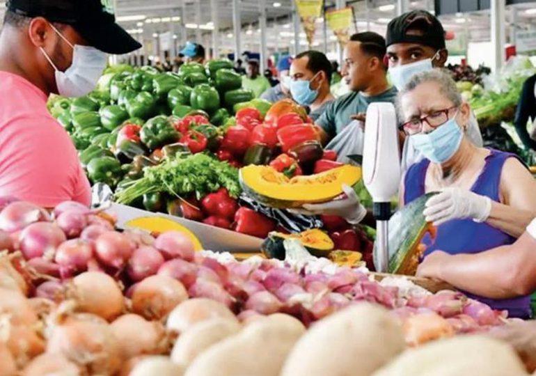 Comerciantes denuncian considerables aumentos de precios principales productos canasta familiar