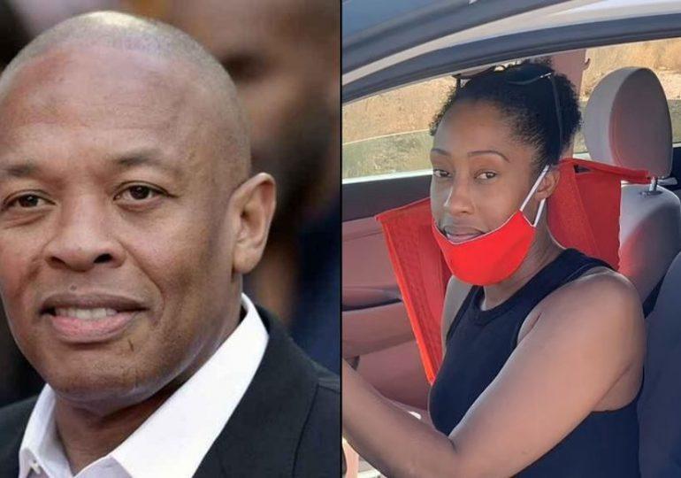 Hija mayor del Dr. Dre dice que no tiene casa y vive en su auto
