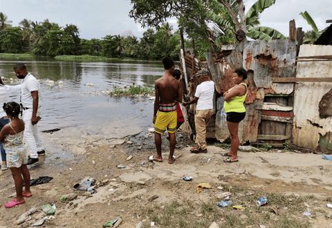 Conoce los estragos que dejó Grace por territorio dominicano