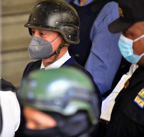 VIDEO | Defensa de Jean Alain Rodríguez piden aplazar audiencia
