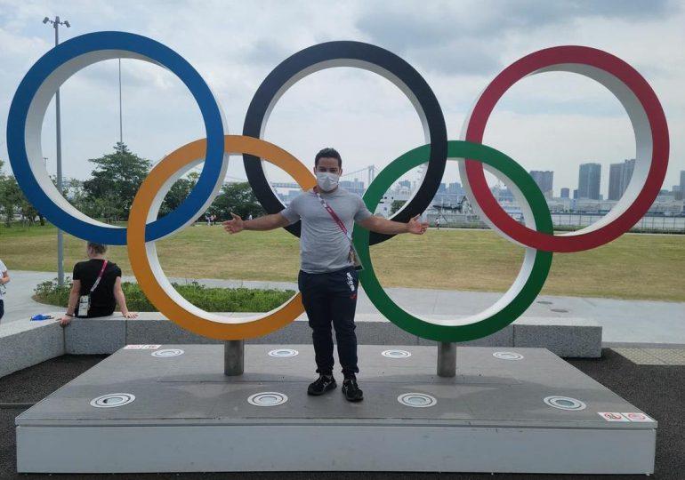 Pesista dominicano anhelaba una medalla en Tokio para asegurar un techo propio