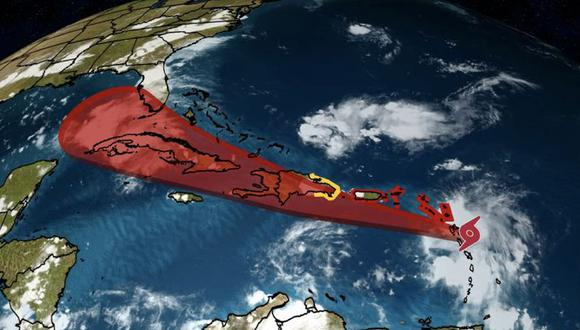Depresión tropical Grace rumbo Haití; podría afectar trabajo de rescate