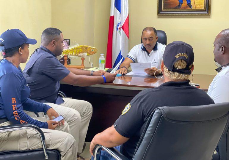 VIDEO | Ayuntamiento Verón Punta Cana activa protocolo ante paso del sistema atmosférico Grace
