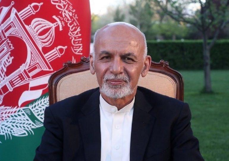 El expresidente afgano Ashraf Ghani se encuentra en los Emiratos Árabes