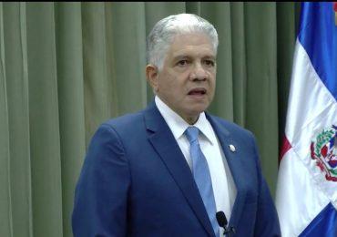 Presidente del Senado, Eduardo Estrella, rinde cuentas de la gestión 2020-2021
