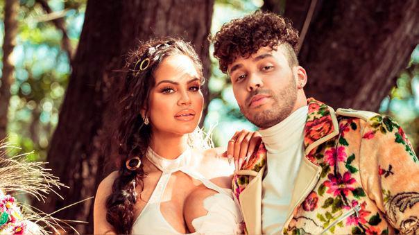 Natti Natasha y Prince Royce participarán en la gala de los Billboard Latinos