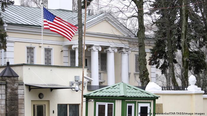 Bielorrusia ordena a EEUU que reduzca presencia diplomática debido a sanciones