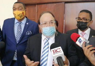 VIDEO | Pedro Botello deposita recurso contra la sanción que le impuso la Cámara de Diputados